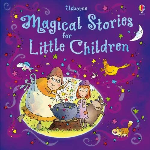 Magical Stories for Little Children By Conrad Mason