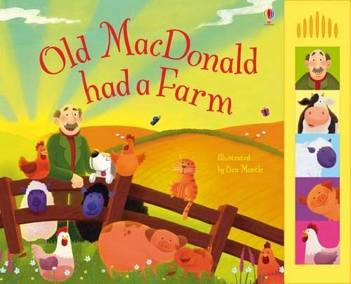 Old MacDonald Had a Farm With Sounds By Ben Mantle