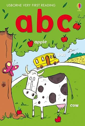 ABC Very First Reading Support Title By Mairi Mackinnon