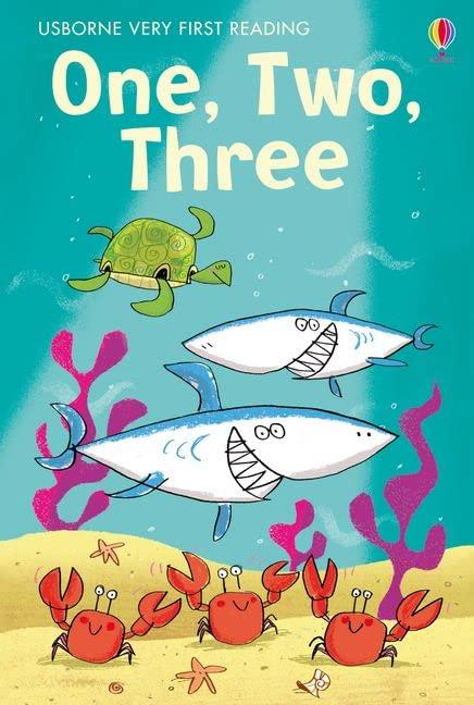One, Two, Three By Mairi Mackinnon
