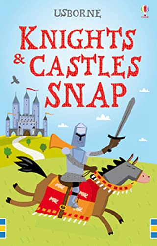 Knights and Castles Snap By Fiona Watt