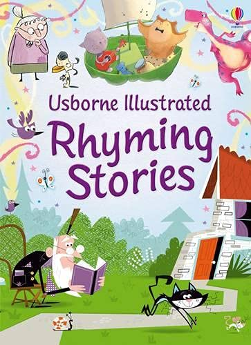 Illustrated Rhyming Stories By Various