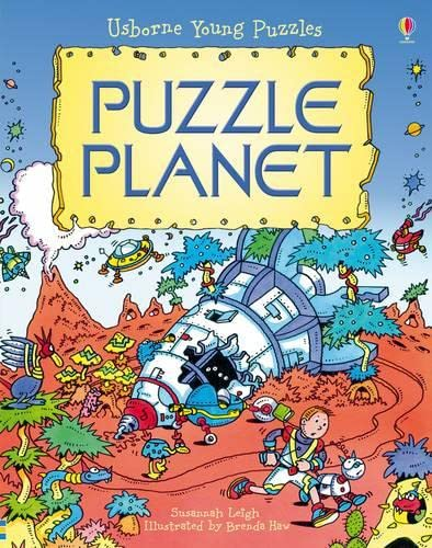 Puzzle Planet By Susannah Leigh