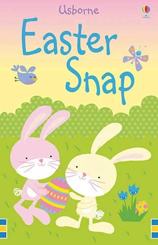 Easter Snap (Snap Cards) By Fiona Watt