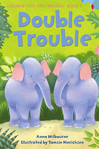 Very First Reading: Double Trouble by Anna Milbourne