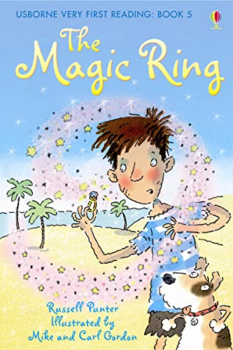 The Magic Ring By Russell Punter