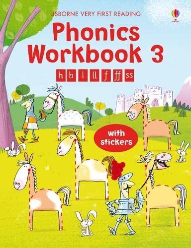 Phonics Workbook 3 Very First Reading By Mairi MacKinnon