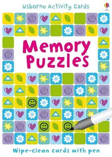 Memory Puzzles By Sarah Khan
