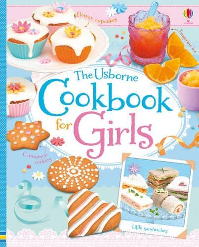 Cookbook for Girls by Abigail Wheatley