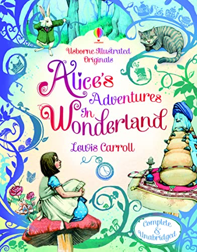 Usborne Illustrated Originals By Lewis Carroll