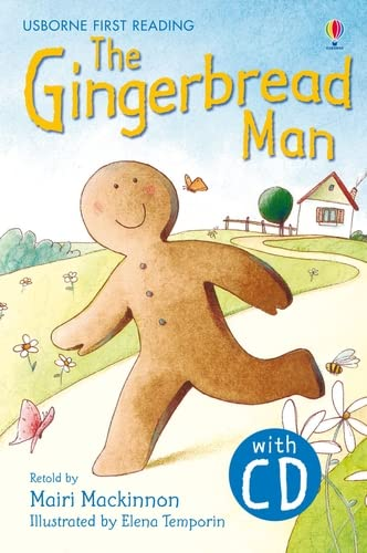 The Gingerbread Man by Mairi Mackinnon