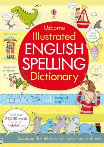 Illustrated English Spelling Dictionary von Caroline Young
