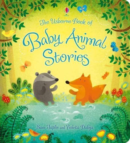 Baby Animal Stories by Sam Taplin