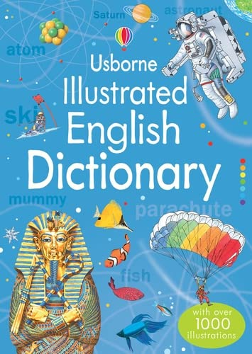 Illustrated English Dictionary (Illustrated Dictionary) By Jane Bingham