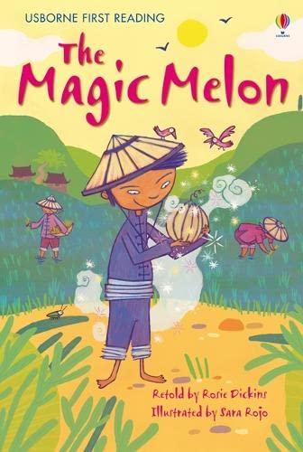 Magic Melon By Rosie Dickins