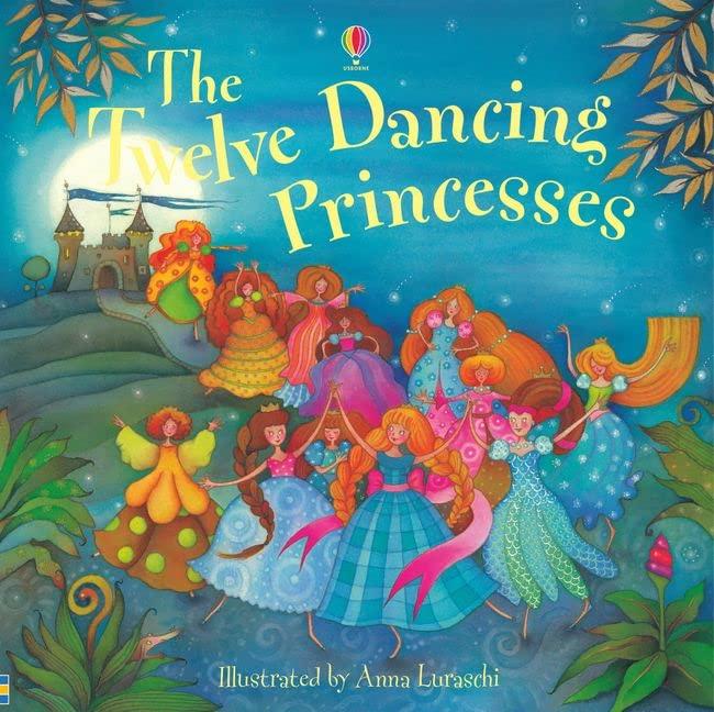 The Twelve Dancing Princesses by Susanna Davidson