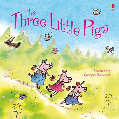 The Three Little Pigs By Susanna Davidson