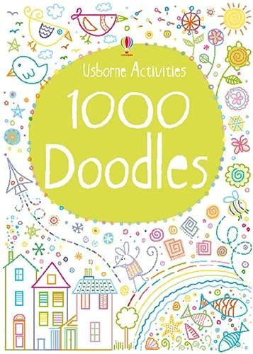 1000 Doodles (Activity Pads) By Phil Clarke
