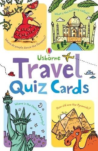 Travel Quiz Cards von Simon Tudhope