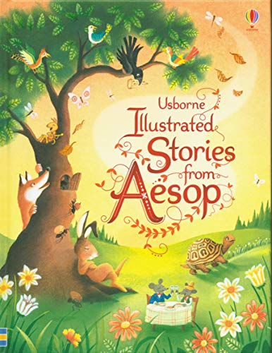 Illustrated Stories from Aesop By Susanna Davidson