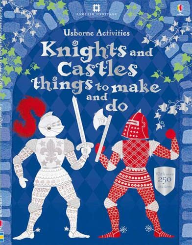 Knights and Castles Things to Make and Do (reduced) By Leonie Pratt