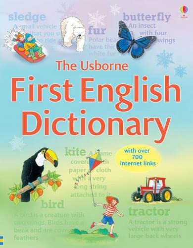 First English Dictionary By Jane Bingham