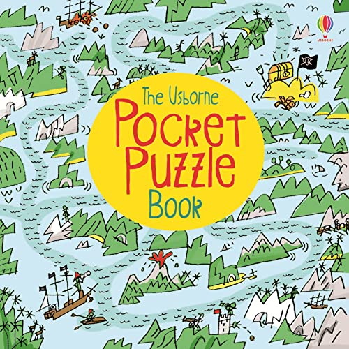 Pocket Puzzle Book by Alex Frith