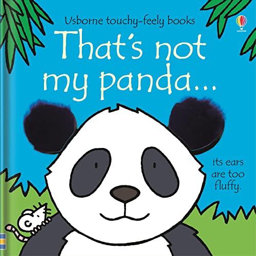 That's Not My Panda by Fiona Watt
