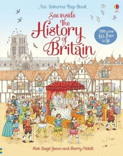 See Inside the History of Britain von Rob Lloyd Jones