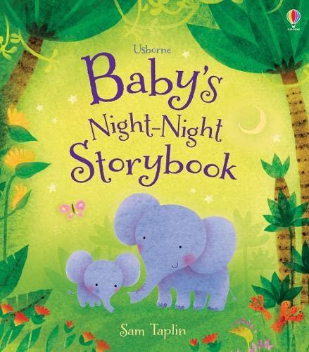 Baby's Night-Night Storybook By Sam Taplin