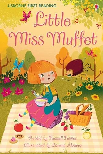 Little Miss Muffet (First Reading Level 2) By NILL