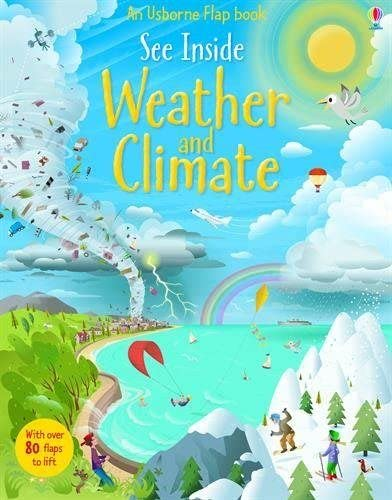 See Inside Weather and Climate von Katie Daynes