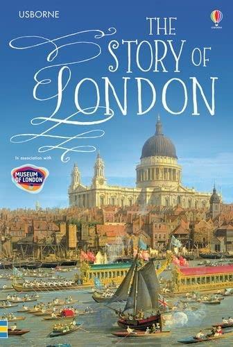 The Story of London von Rob Lloyd Jones