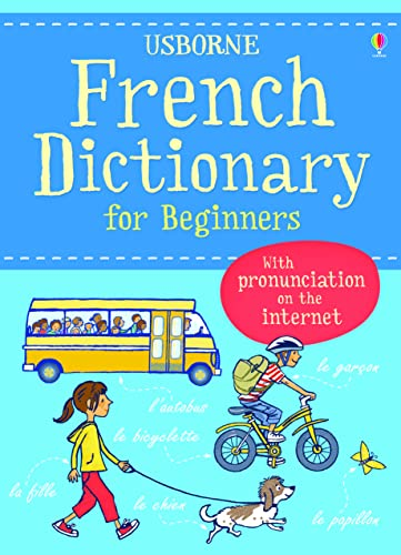 French Dictionary for Beginners (Usborne Language Dictionary for Beginners) By Helen Davies