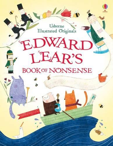 The Book of Nonsense and other verse By Edward Lear
