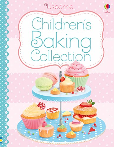Children's Baking Collection by Fiona Patchett