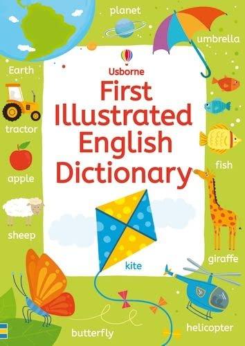 First Illustrated English Dictionary von Rachel Wardley