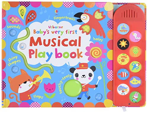 Baby's Very First touchy-feely Musical Playbook von Fiona Watt