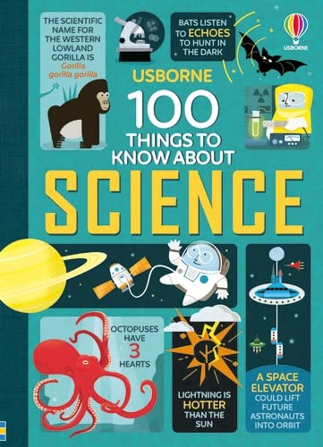100 Things to Know About Science von Various