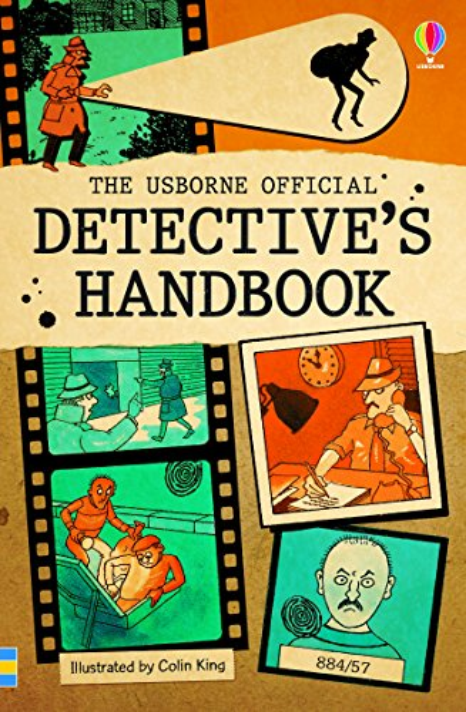 The Official Detective's Handbook von Colin King