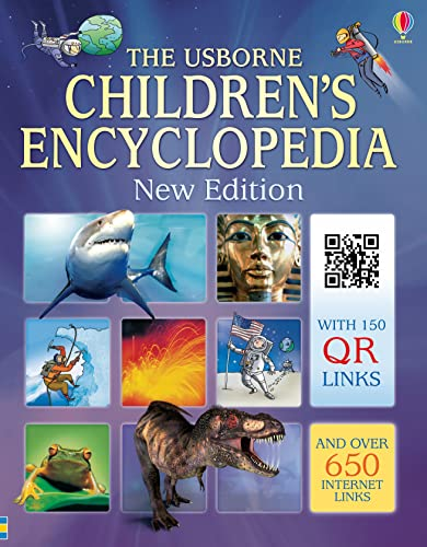 The Usborne Children's Encyclopedia By Felicity Brooks