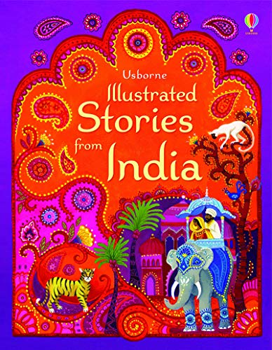 Illustrated Stories from India By Various