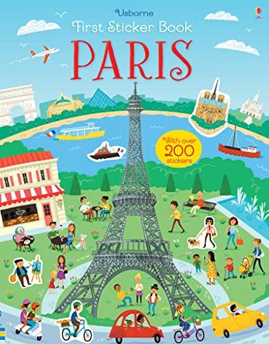 First Sticker Book Paris von James Maclaine
