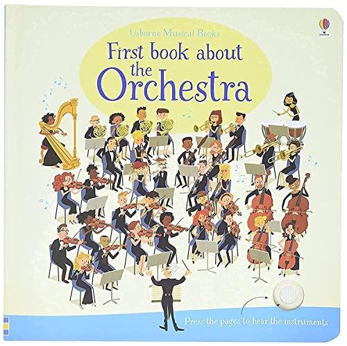 First Book about the Orchestra von Sam Taplin