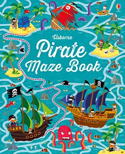Pirate Maze Book von Sam Smith