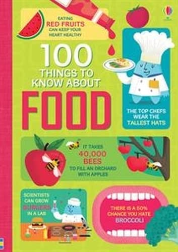 100 Things to Know About Food von Various