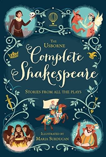 Complete Shakespeare von Anna Milbourne