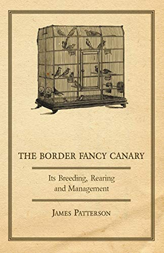 The Border Fancy Canary - Its Breeding, Rearing And Management By James Patterson