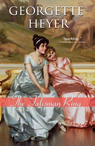 The Talisman Ring By Georgette Heyer