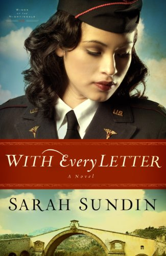 With Every Letter By Sarah Sundin